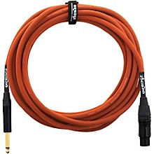 Orange Amplifiers 1/4 Inch to XLR Microphone Cable