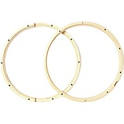 PDP 10 Lug Pair - Wood Snare Hoops