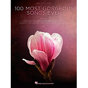 Hal Leonard 100 Most Gorgeous Songs Ever for Piano/Vocal/Guitar