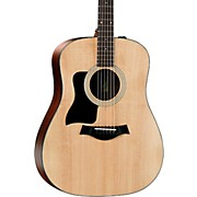 Taylor 100 Series 2017 110e Dreadnought Left-Handed Acoustic-Electric