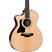 Taylor 100 Series 2017 114ce Grand Auditorium Left-Handed Acoustic-Electric Guitar