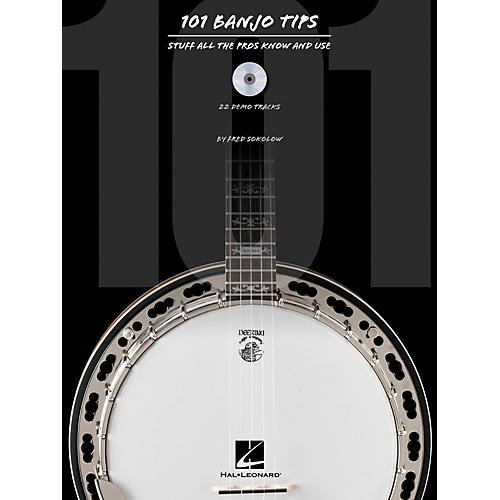 Hal Leonard 101 Banjo Tips Book/CD-thumbnail