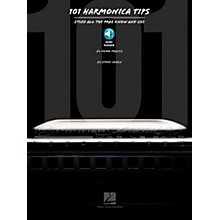 Hal Leonard 101 Harmonica Tips - Stuff All The Pros Know And Use (Book/CD)