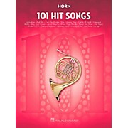 Hal Leonard 101 Hit Songs - Horn