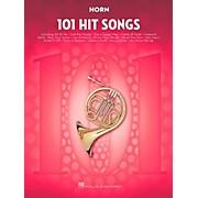 Hal Leonard 101 Hit Songs - Horn