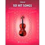Hal Leonard 101 Hit Songs - Violin