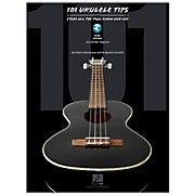 Hal Leonard 101 Ukulele Tips - Stuff All The Pros Know And Use Book/CD