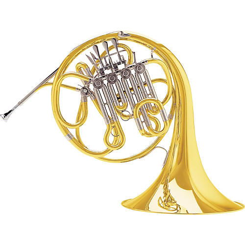 Conn 12D Descant Double French Horn Outfit