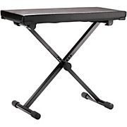 K&M 14075.000.55 Keyboard Bench Leather (Wide)