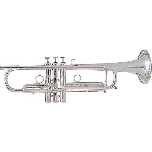 Kanstul 1500 Series Bb Trumpet 1500-2 Silver