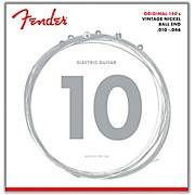 Fender 150R Original Pure Nickel Electric Strings -