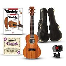 Cordoba 15CM Concert Ukulele Deluxe Bundle