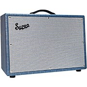 Supro 1624T Dual-Tone 24W 1x12 Tube Guitar Combo Amp