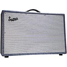 Supro 1688T Big Star 25W 2x12 Tube Guitar Combo Amp