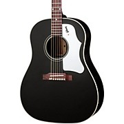 Gibson 1960's J-45 Ebony Acoustic-Electric Guitar