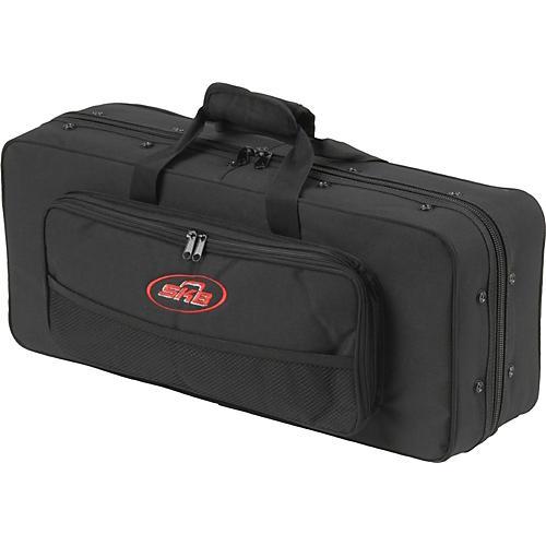 SKB 1SKB-SC340 Alto Sax Soft Case Black, Rectangular