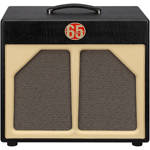 65amps 1x12 Guitar Speaker Cabinet - Red Line-thumbnail