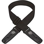 "Lock-It Straps 2"" Poly Patented Locking Technology Guitar Strap"