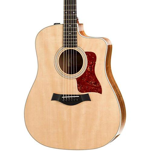 Taylor 200 Series 210ce Koa Deluxe Dreadnought Acoustic-Electric Guitar-thumbnail