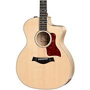 Taylor 200 Series 214ce-FM Deluxe Grand Auditorium Acoustic-Electric Guitar
