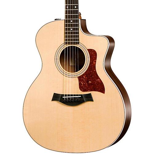 Taylor 200 Series 214ce Grand Auditorium Acoustic-Electric Guitar-thumbnail
