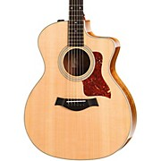 Taylor 200 Series 214ce Koa Deluxe Grand Auditorium Acoustic-Electric Guitar