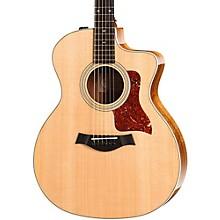 Taylor 200 Series 214ce Koa Deluxe Grand Auditorium Acoustic-Electric Guitar