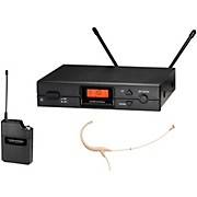 Audio-Technica 2000 Series Wireless Headworn Microphone System / D Band
