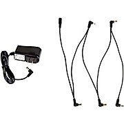 Throne Room Pedals 2000mA 9V DC Power Supply 5-Plug Cable Kit