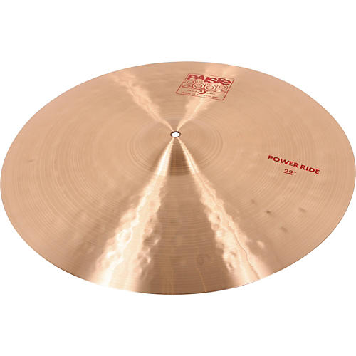 Paiste 2002 Power Ride Cymbal