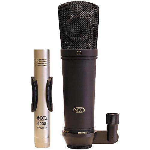 MXL 2003/603S Microphone Pac Plus-thumbnail