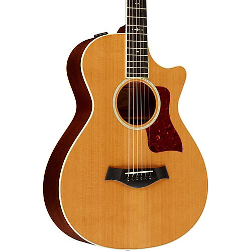 Taylor 2014 500 Series 512ce Grand Concert 12-Fret Acoustic-Electric Guitar