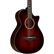 Taylor 2014 500 Series 522ce 12-Fret Grand Concert Acoustic-Electric Guitar