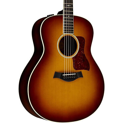 Taylor 2014 Fall Limited 518e-FLTD Grand Orchestra Acoustic-Electric Guitar-thumbnail