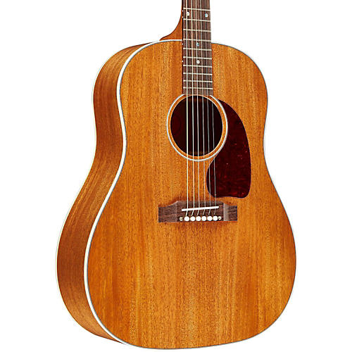Gibson 2014 Limited Edition J-45 AN Mahogany Top Acoustic-Electric Guitar-thumbnail