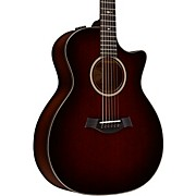Taylor 2016 500 Series 524ce-SEB Grand Auditorium Acoustic-Electric Guitar