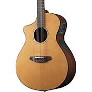Breedlove 2016 Solo Concert Left Handed Acoustic-Electric Guitar