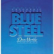Dean Markley 2036 Blue Steel Cryogenic Medium Light Acoustic Guitar Strings
