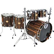Spaun 20th Anniversary African Mahogany Drum Kit