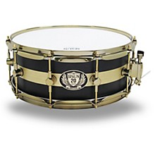 Spaun 20th Anniversary Brass Snare, 14 x 5.5 in.