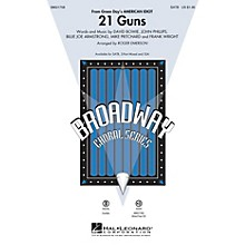 Hal Leonard 21 Guns (from Green Day's American Idiot) SSA Arranged by Roger Emerson