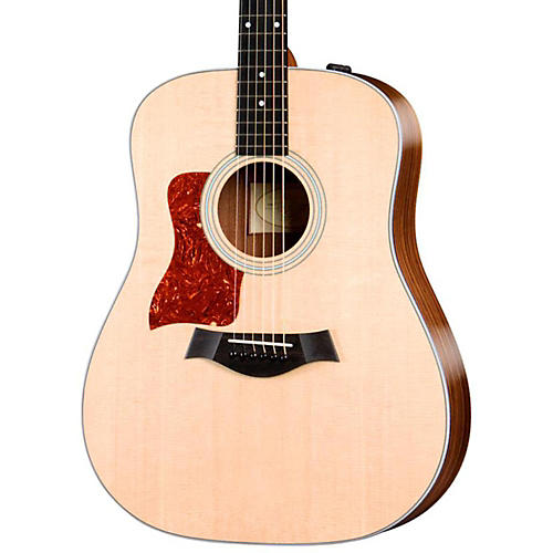 Taylor 210e-L Rosewood/Spruce Dreadnought Left-Handed Acoustic-Electric Guitar-thumbnail