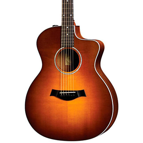 Taylor 214ce Rosewood/Spruce Grand Auditorium Acoustic-Electric Guitar-thumbnail