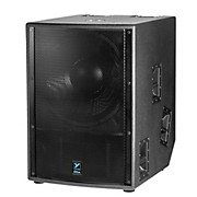 Yorkville 21in 2400W Powered Subwoofer Elite