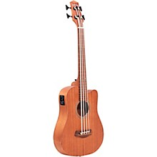 """Gold Tone 23"""" Scale Fretless Acoustic-Electric MicroBass"""