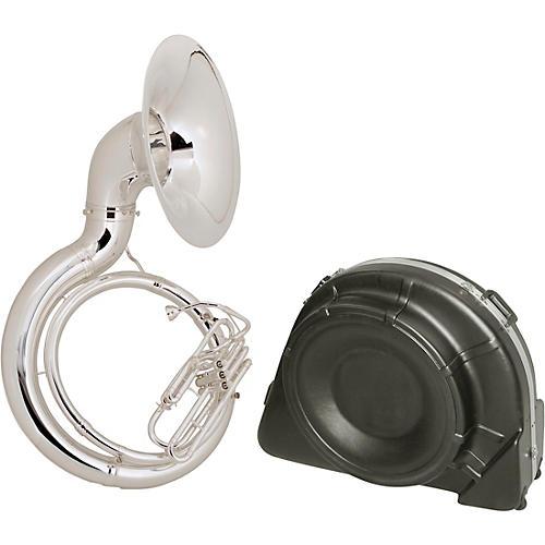 King 2350 Series Brass BBb Sousaphone-thumbnail