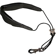 "Protec 24"" Leather Saxophone Neckstrap with Metal Snap"