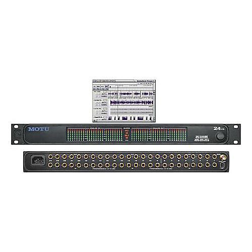 MOTU 24I/O Core Computer Recording System PCI-thumbnail