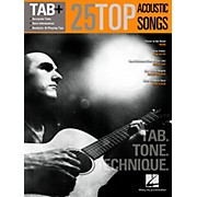 Hal Leonard 25 Top Acoustic Songs-Tab. Tone. Technique.