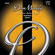 Dean Markley 2502 Light NickelSteel Electric Guitar Strings